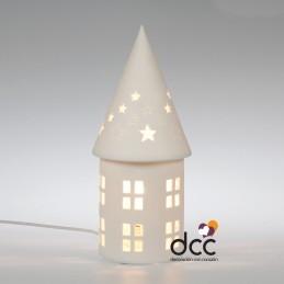 Lámpara Casa de estrellas
