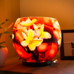 Lámpara Luminiscente Magnolia