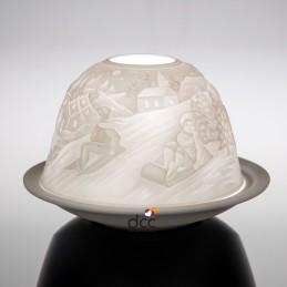 Dome Light Paseo en trineo