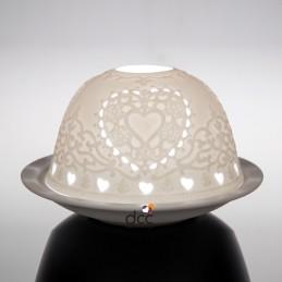 Dome Light Corazones