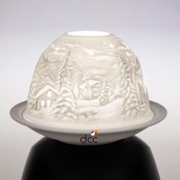 Dome Light Pueblo alpino