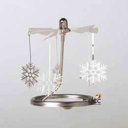 Set hélice Copo de nieve