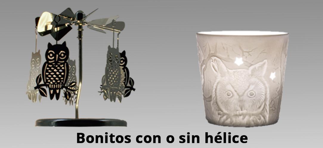 Votivs porcelana