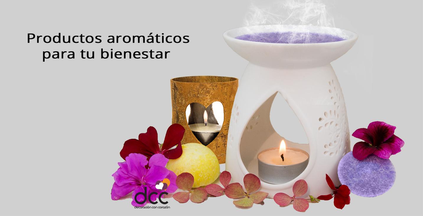Productos aromáticos